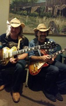 Steve & Special Guest Andy Aledort (Dickey Betts & Great Southern)